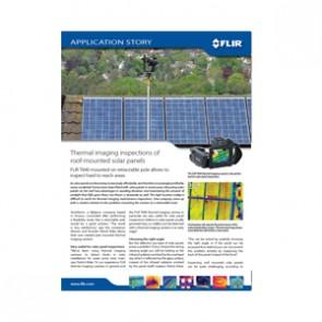 Mobile solar pole