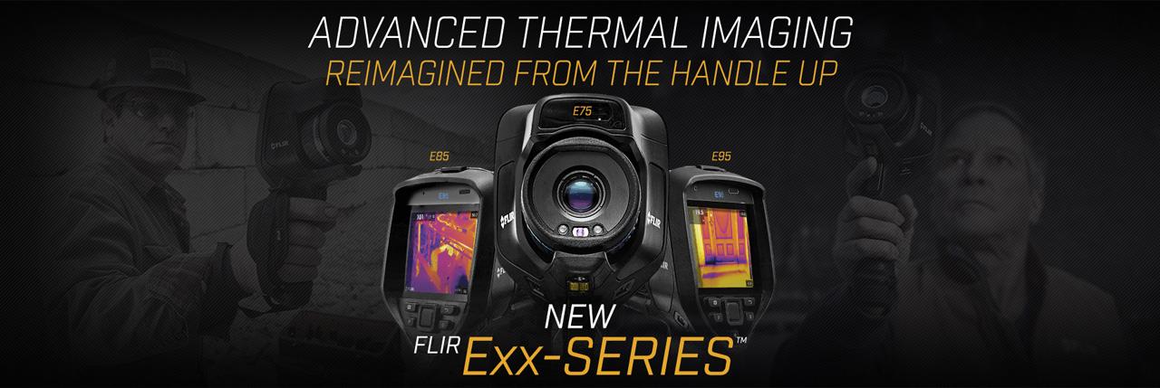 New FLIR Exx-Series