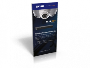 FLIR Professional Security Rollup - MPX