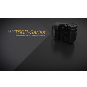 FLIR T500-Series movie