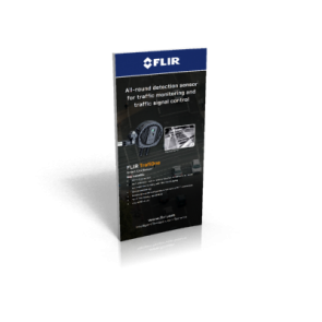 FLIR TrafiOne Rollup - ENGLISH