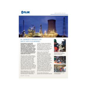 BP Chemicals Enhances Site Safety with FLIR Infrared